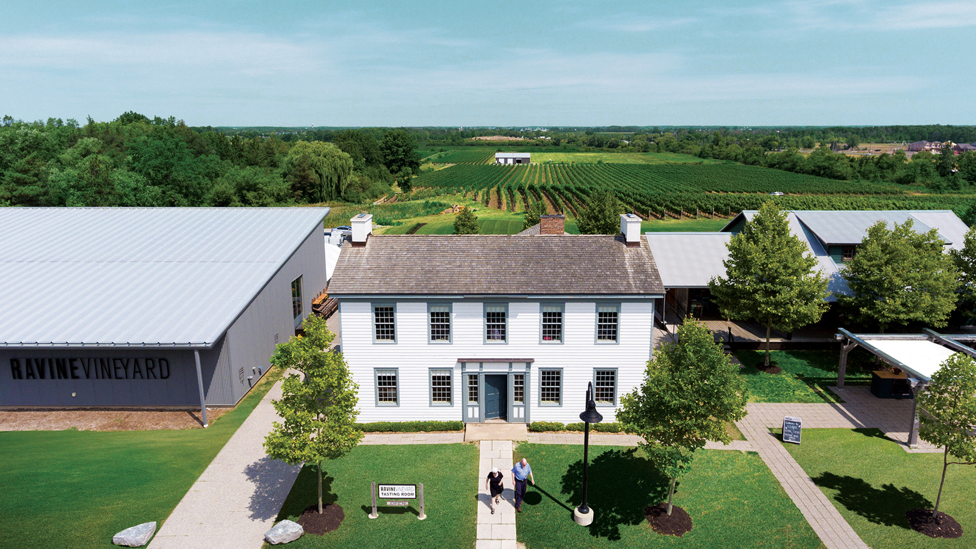 The best wineries in Niagara-on-the-Lake | Ravine Vineyard Estate Winery