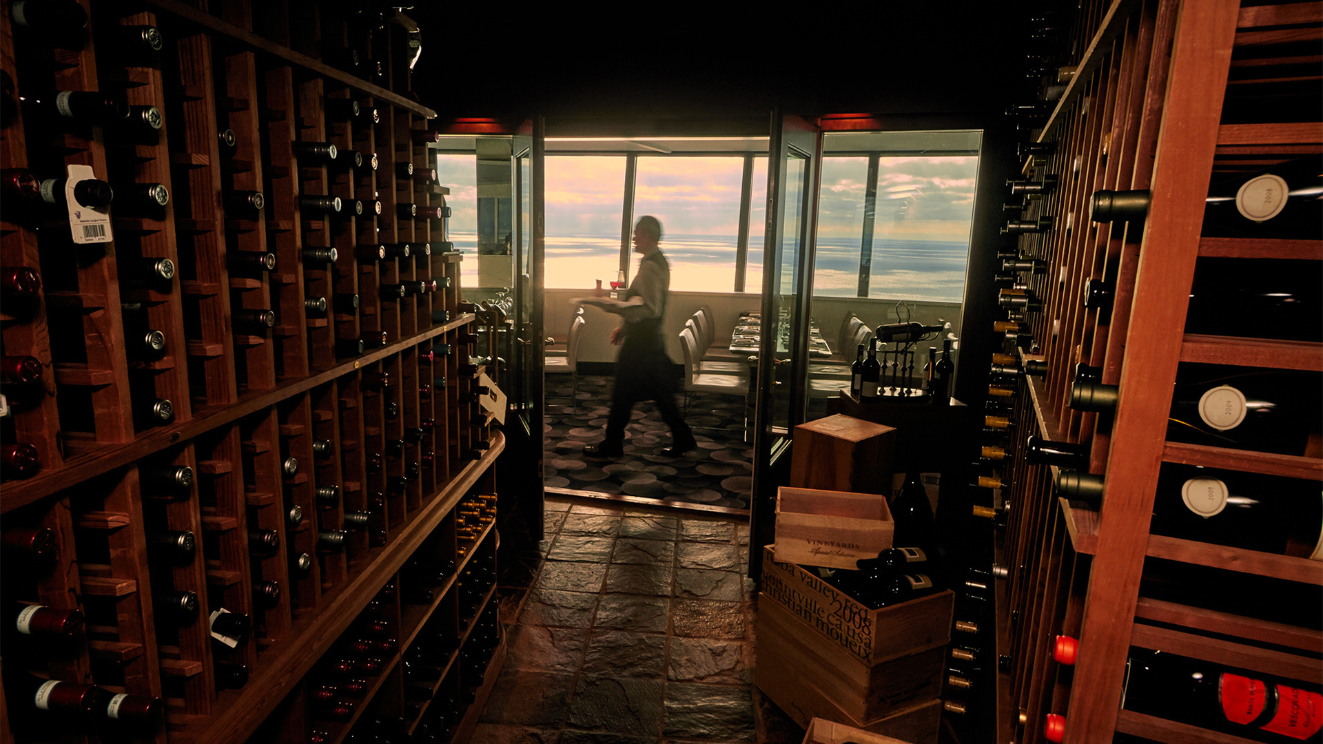 Win dinner for two at the CN Tower's 360 Restaurant | The cellar in the sky
