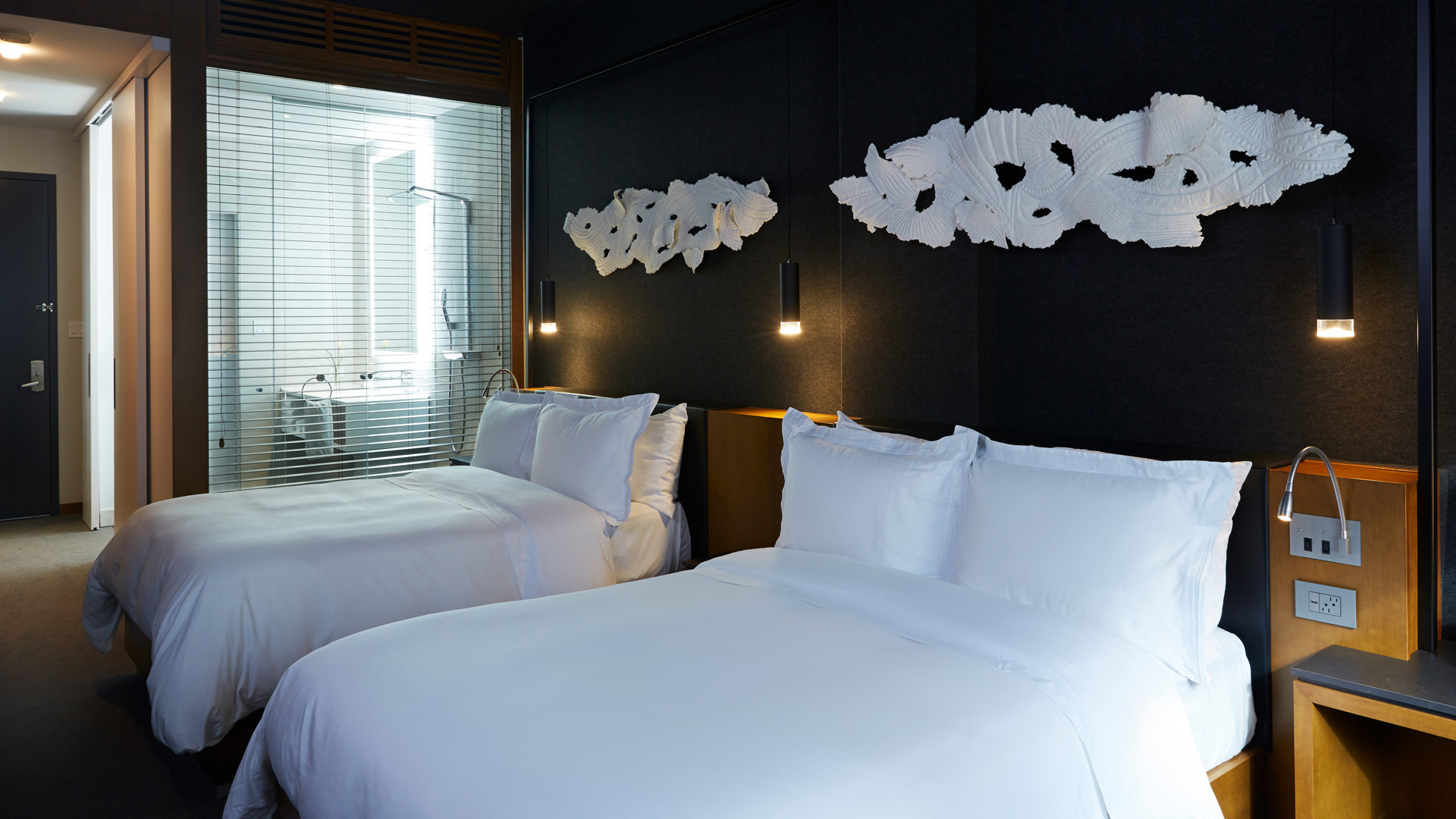 Best hotels Toronto staycation | Le Germain Hotel Toronto Mercer two bedroom suite