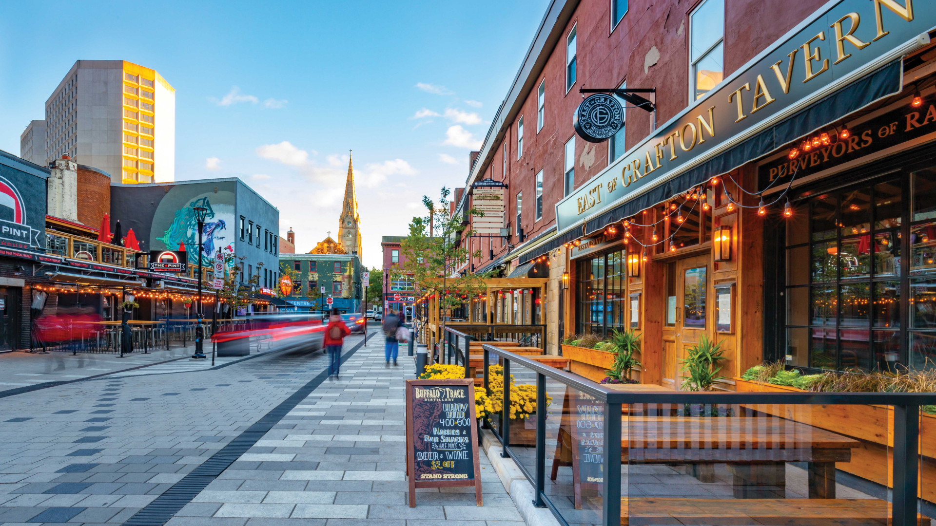 The best things to do in Halifax: a pub