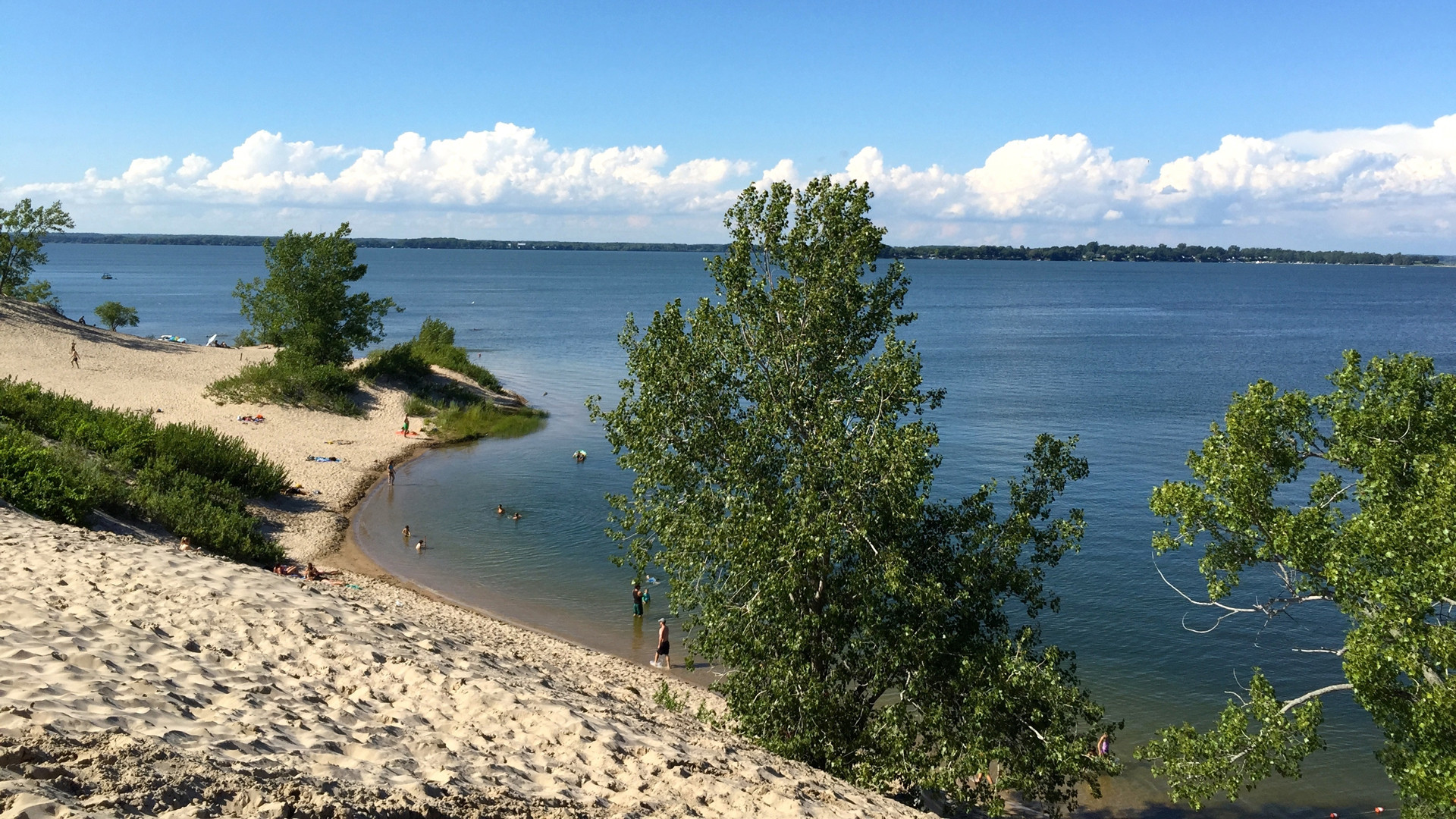 Breathtaking Ontario beaches | Sandbanks offers three different beaches to choose from