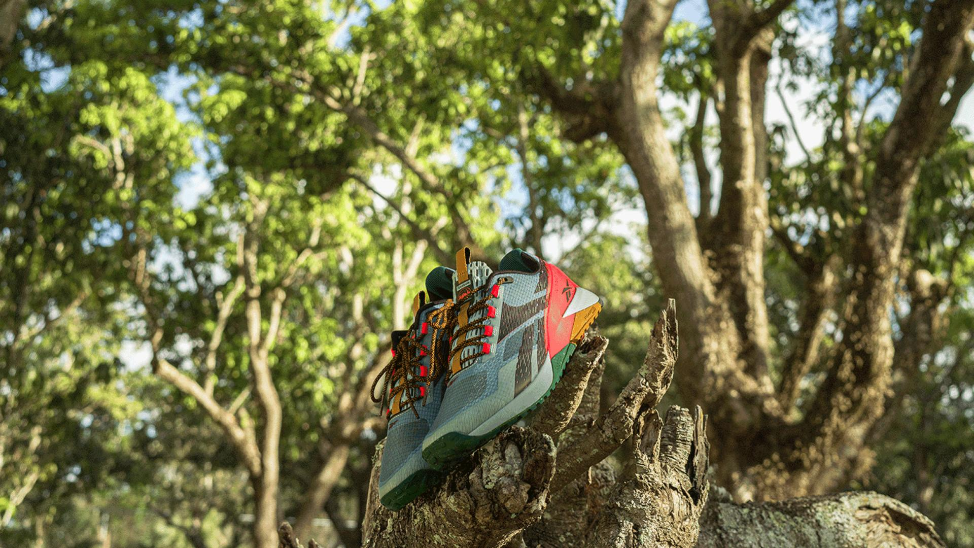 Reebok's Nano X1 Adventure training shoe | Versatile and durable outdoor exercise sneakers