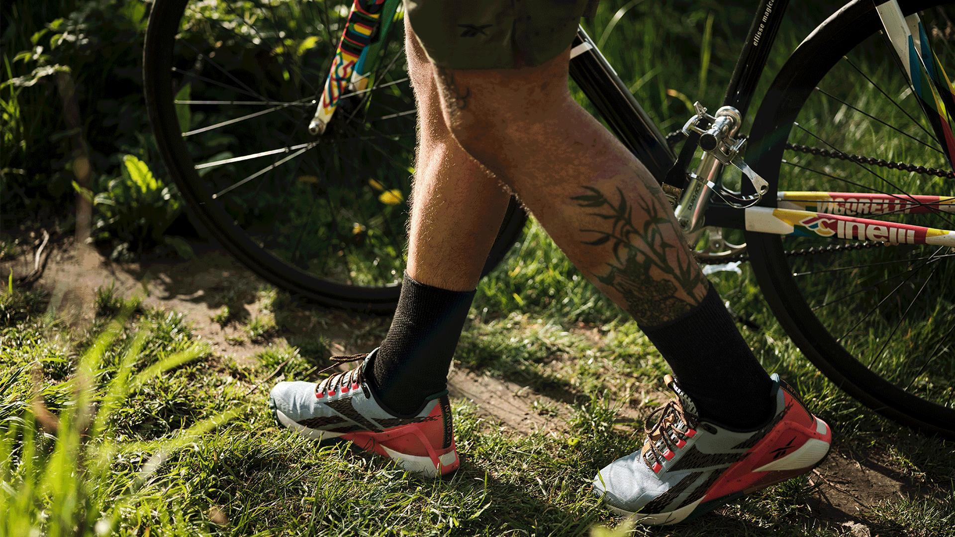 Reebok's Nano X1 Adventure training shoe | Outdoor cycling