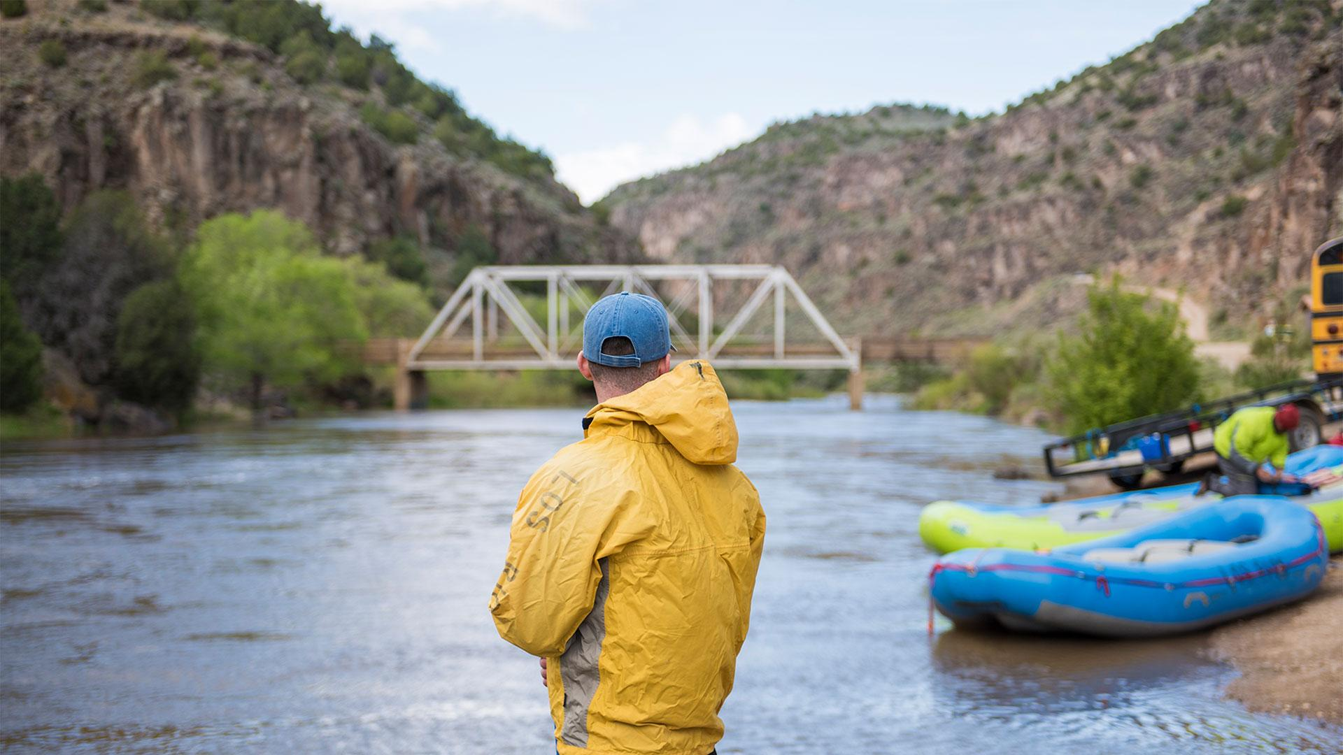The top things to do in Taos, New Mexico   White water rafting on the River Grande
