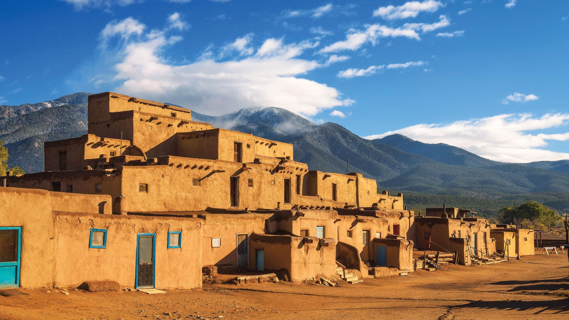 The top things to do in Taos, New Mexico   Taos Pueblo