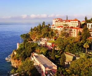 Room Service: Belmond Reid's Palace – Funchal, Madiera