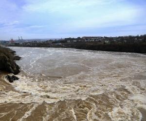 Saint John's Reversing Falls Rapids