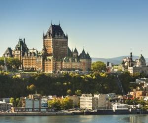 Quebec City, QC