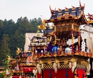 Hot Shots: Takayama Autumn Festival