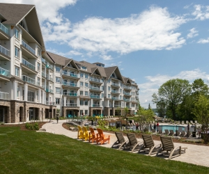 deerhurst resort lakeside lodge huntsville muskoka ontario