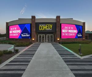 Jamestown National Comedy Center