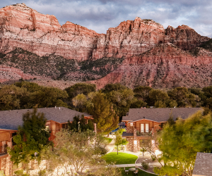 Cable Mountain Lodge, Zion National Park