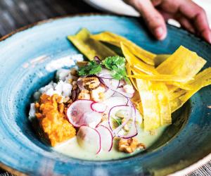 Diala's Kitchen: Plant-Forward and Pescatarian Recipes