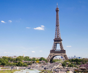 The Eiffel Tower, Paris | Pixabay/Free-Photos