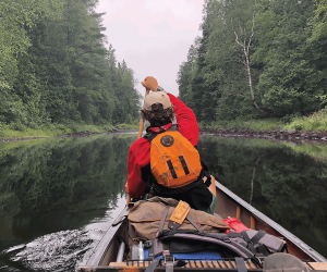 Explore Ontario's nature with MHO Adventures | Ontario canoe and portage trip