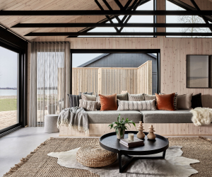 Wander the Resort in Prince Edward County | Inside the luxury cabin