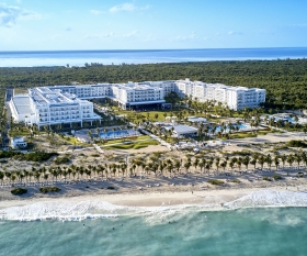 Room Service: Riu Dunamar – Cancun, Mexico