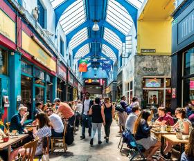 The best restaurants in Brixton Market, London | Brixton Village and Market Row