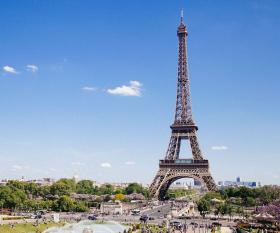 The Eiffel Tower, Paris   Pixabay/Free-Photos