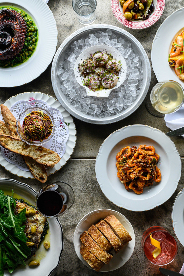 best restaurants Halifax: Bar Kismet selection