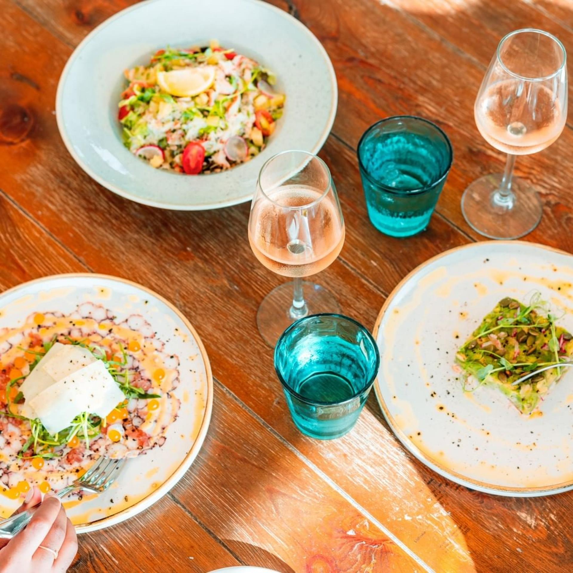 Best restaurants in Barbados: Seashed