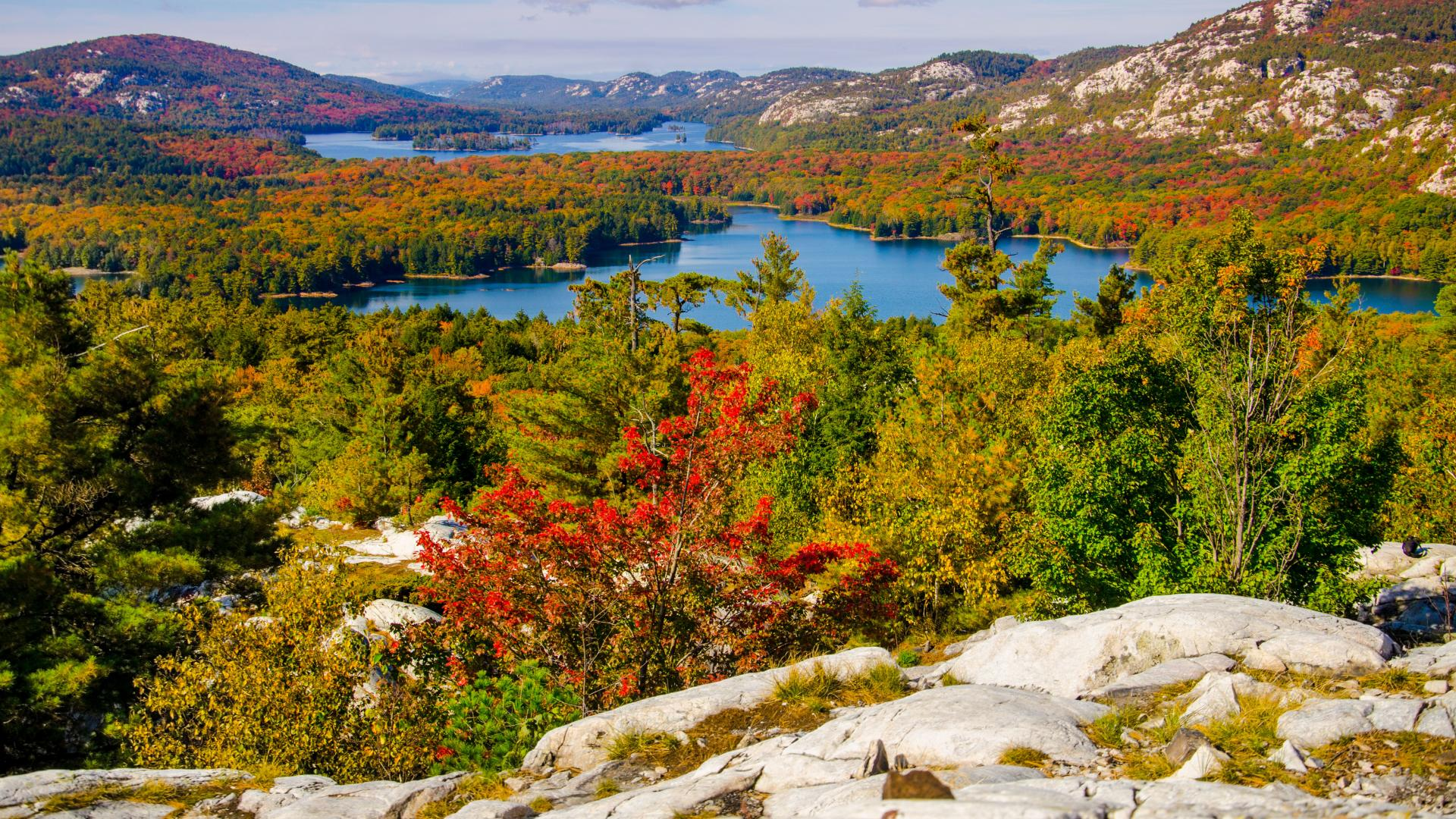 Ontario's best hikes | The Crack and La Cloche Silhouette