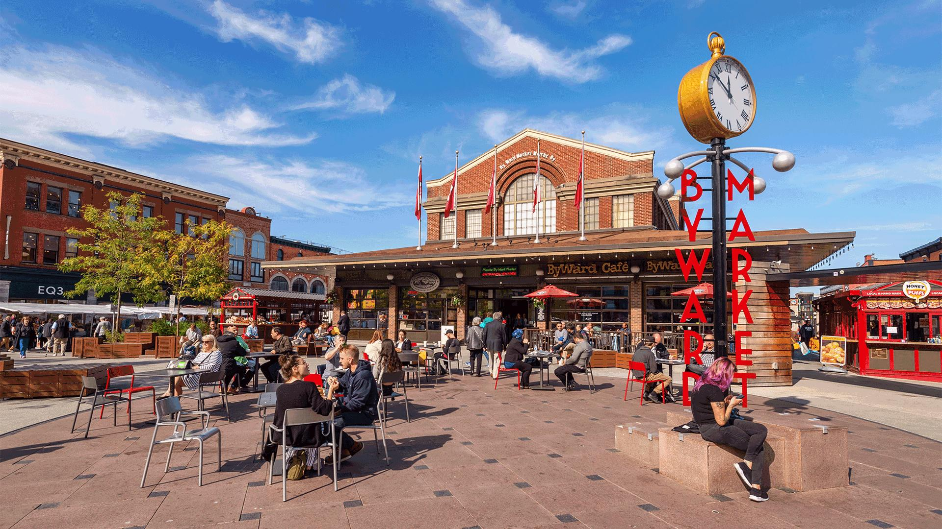 The best things to eat and do in Ottawa | ByWard Market