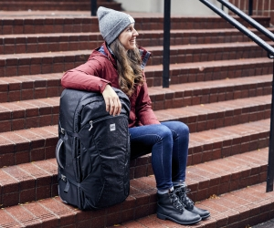 Pack This:  MEC Rolling Continent Travel Pack