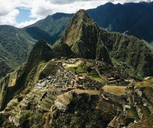 Machu Picchu new visitor regulations