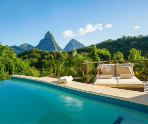 Anse Chastanet resort St.Lucia review