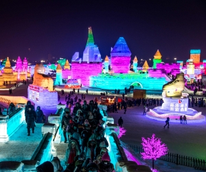 Harbin Ice And Snow Sculpture Festival photo