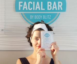 Blitz Facial Bar's Sheet Masks review