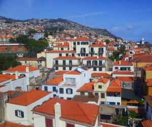 Hot Shots: Funchal Cable Car