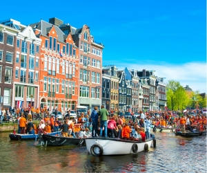 Hot Shots: King's Day, the Netherlands