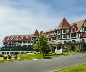 Room Service: Algonquin Resort – St. Andrews, New Brunswick