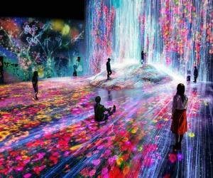 Mori Building Digital Art Museum, Tokyo
