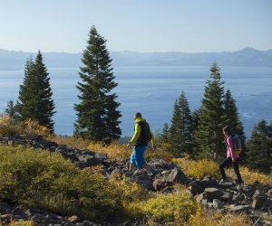 Experience the magic of fall in North Lake Tahoe