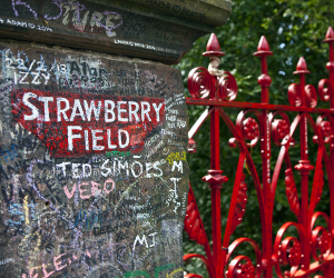 The Beatles Strawberry Fields forever