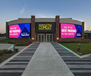 Jamestown National Comedy Center