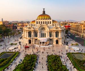 Best things to do in Mexico City | Palacio de Bellas Artes
