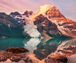 Epic shots of the Canadian Rockies