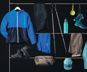 Fall hiking essentials