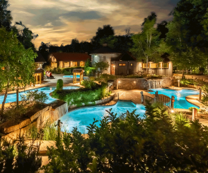 The best, must-visit spas in Ontario near Toronto | The Scandinave Spa, Blue Mountain