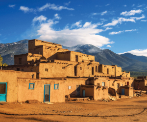 The top things to do in Taos, New Mexico | UNESCO World Heritage Site: Taos Pueblo
